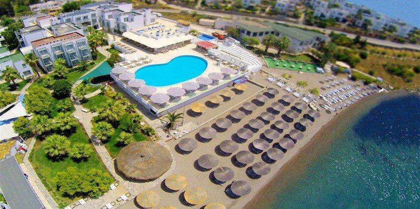 Charm Beach Hotel Muğla Bodrum
