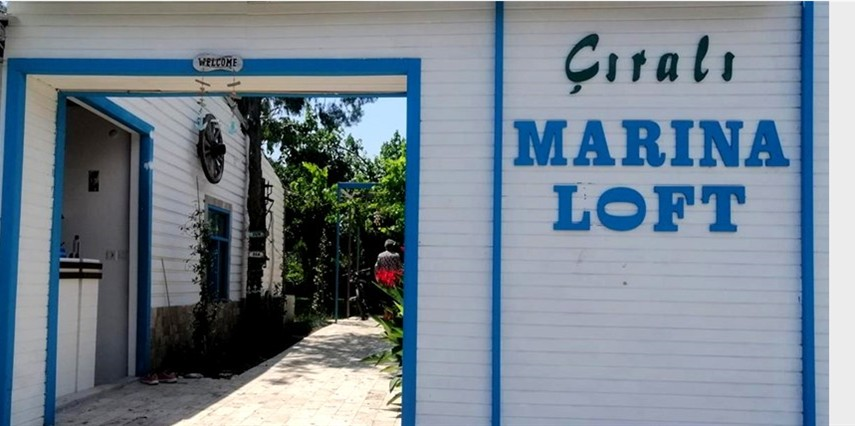 Çıralı Marina Loft Antalya Kemer