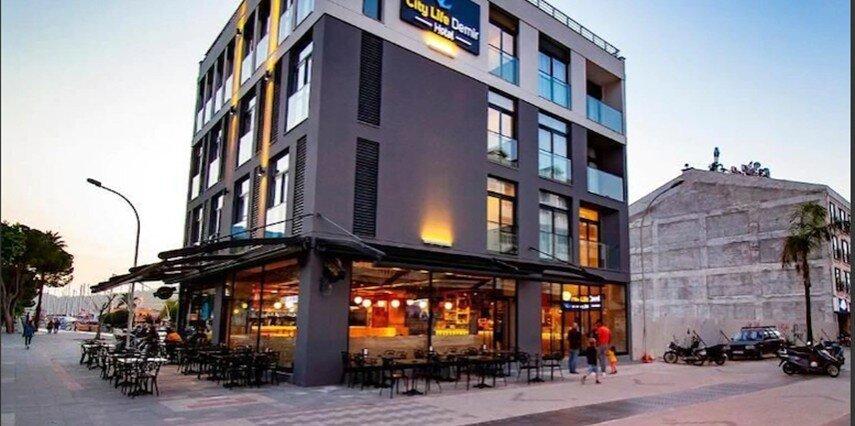 City Life Demir Hotel Muğla Fethiye
