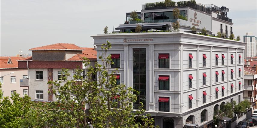 Cityloft 81 İstanbul Ataşehir