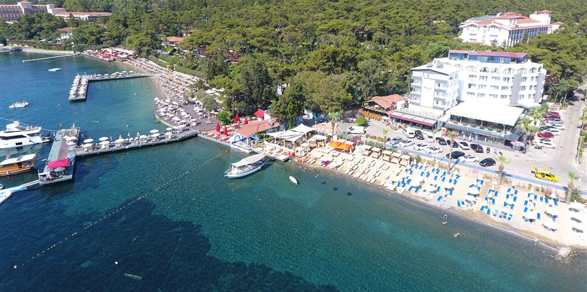 Class Beach Hotel Muğla Marmaris