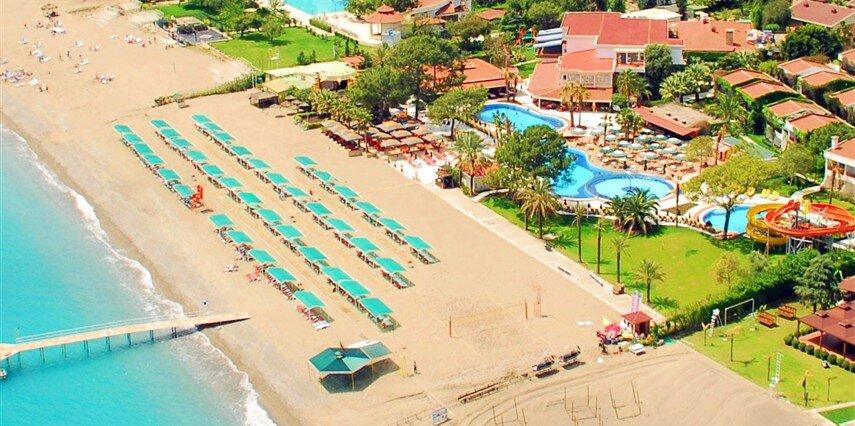 Club Boran Mare Beach Antalya Kemer