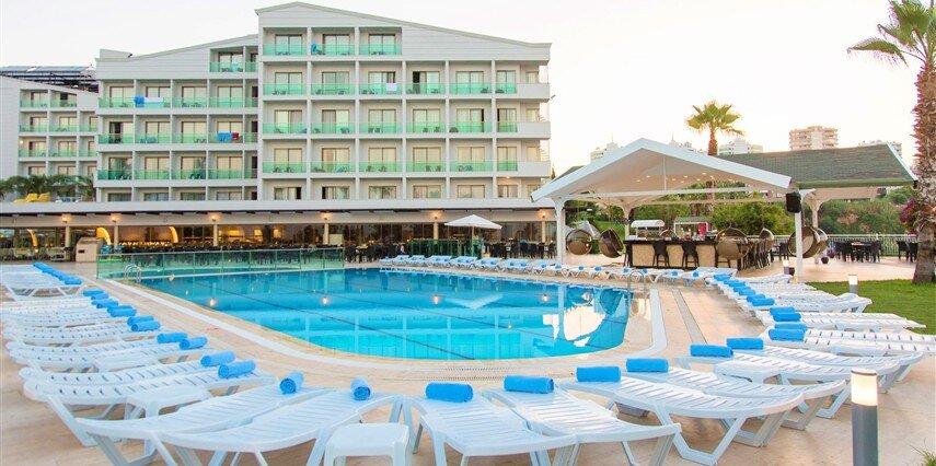Club Hotel Falcon Antalya Antalya Merkez