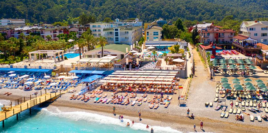 Club Hotel Sunbel Antalya Kemer