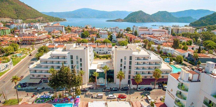 Club İdaş İçmeler Hotel Muğla Marmaris