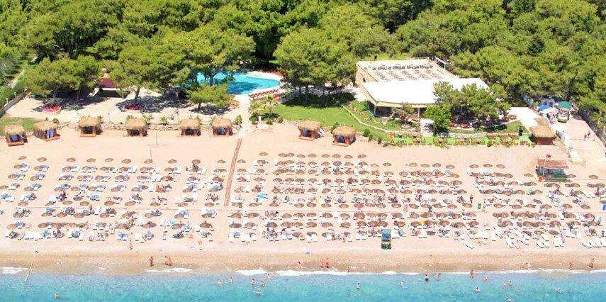 Club Pınara Tekirova Antalya Kemer