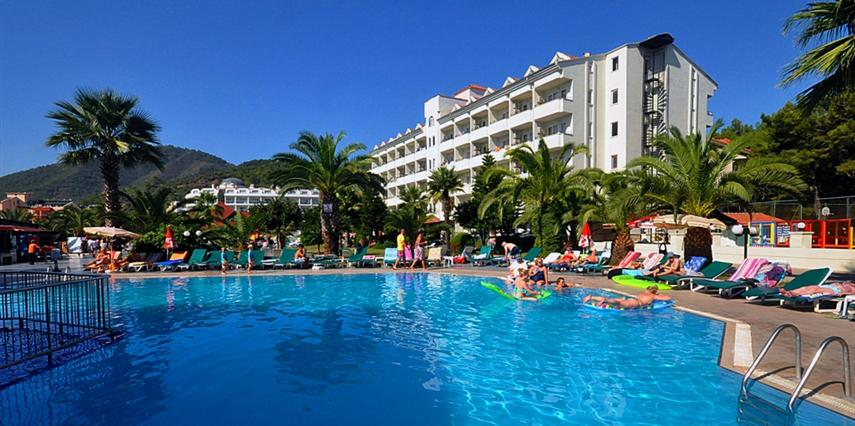 Club Pineta Hotel Muğla Marmaris