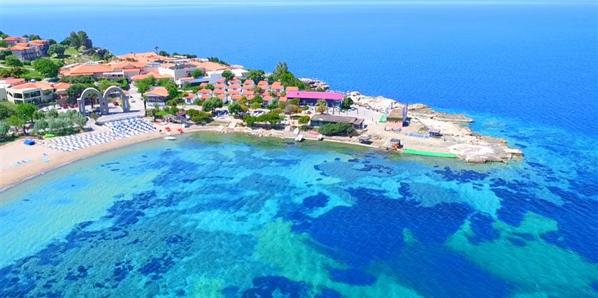 Club Resort Atlantis İzmir Seferihisar