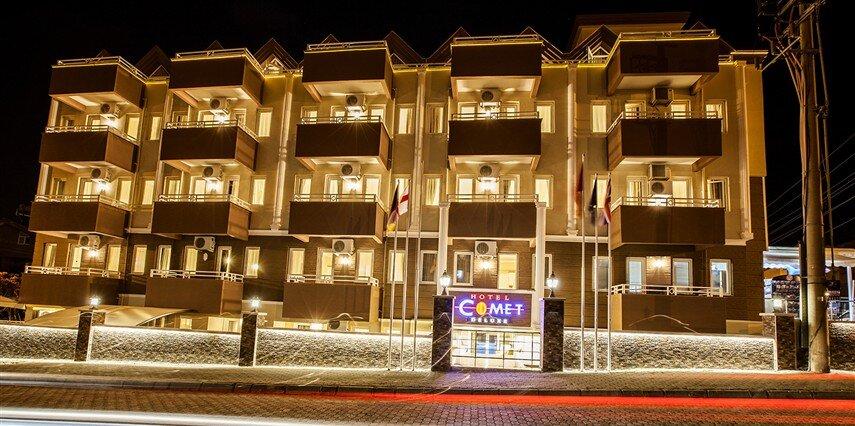 Comet Deluxe Hotel & Resort Muğla Marmaris