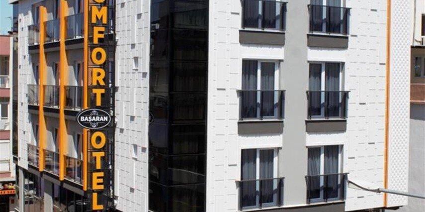 Comfort Başaran Otel Antalya Muratpaşa