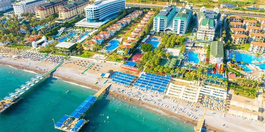Concordia Celes Hotel Antalya Alanya