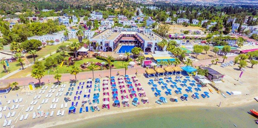 Costa Bitezhan Beach Muğla Bodrum