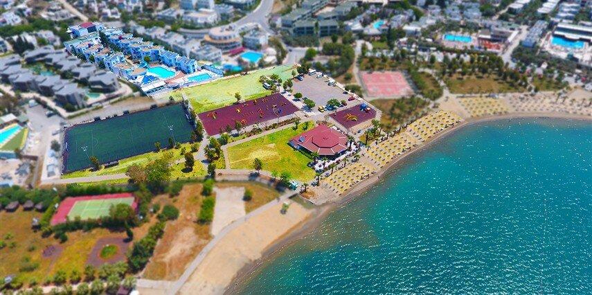 Costa Blu Gümbet Resort Muğla Bodrum
