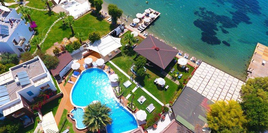 Costa Luvi Hotel & Suites Muğla Bodrum
