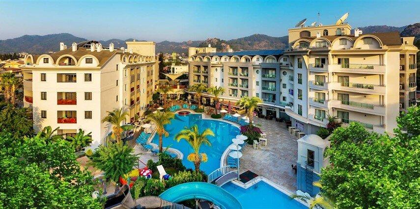 Costa Mare Suites Muğla Marmaris