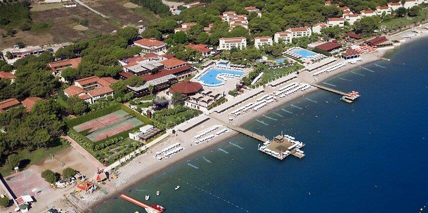 Crystal Flora Beach Resort Antalya Kemer