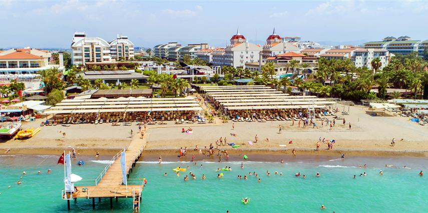 Crystal Waterworld Park Resort & Spa Antalya Belek