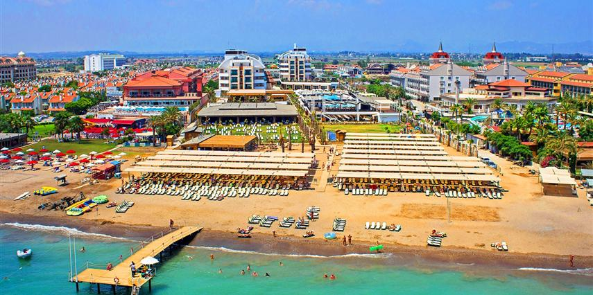 Crystal Waterworld Resort & Spa Antalya Belek