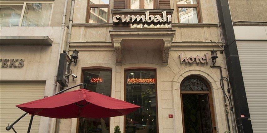 Cumbalı Luxury Otel İstanbul Şişli