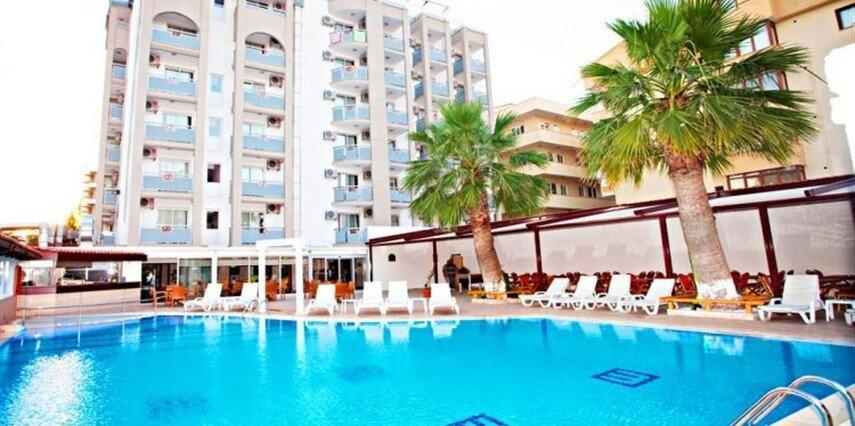 Dabaklar Hotel Aydın Kuşadası