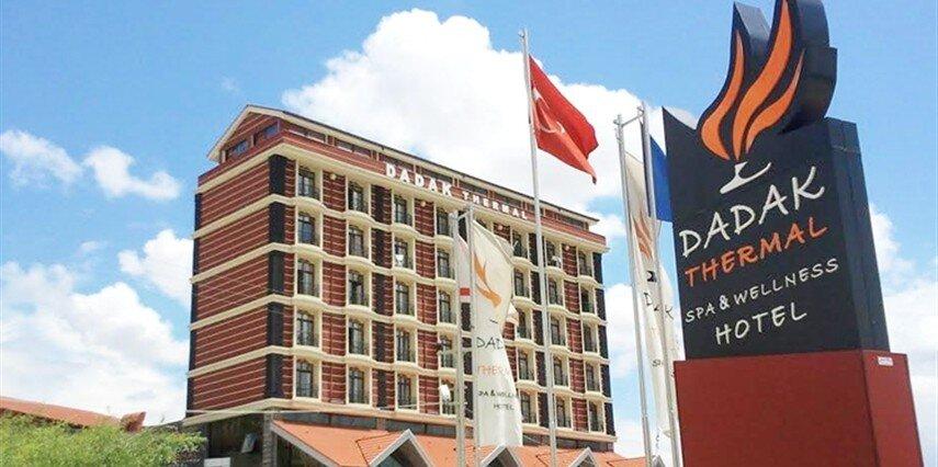 Dadak Termal Spa - Wellness Hotel Nevşehir Kozaklı