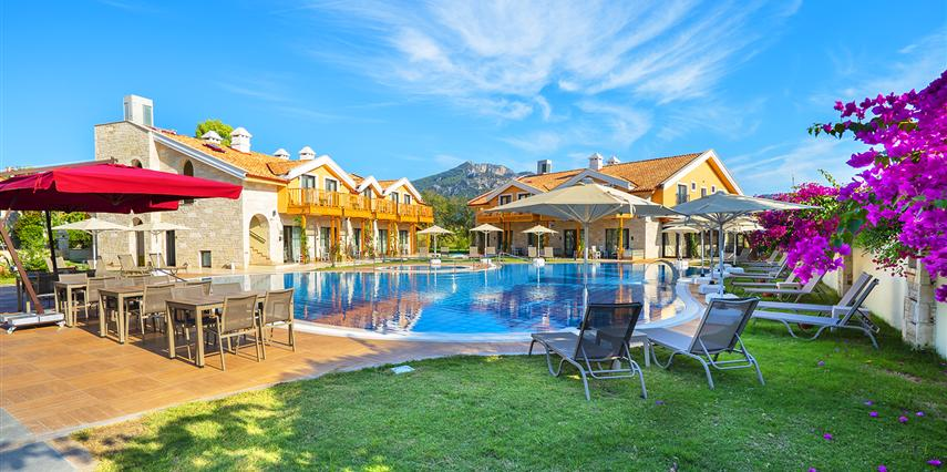 Dalyan Live Spa Hotel Muğla Ortaca