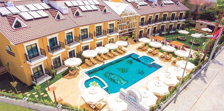Dalyan Michelangelo Hotel Muğla Ortaca