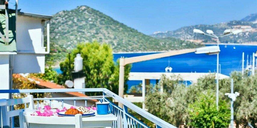 Dantel Butik Pansiyon Antalya Kaş