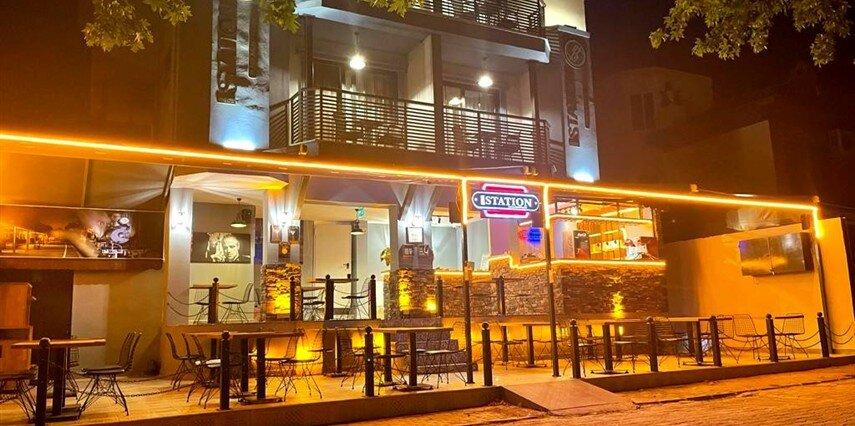 Dark Station Boutique Hotel Muğla Marmaris