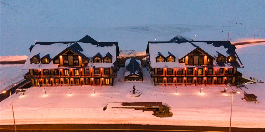 Das 3917 Otel (Ex.Ramada Resort Erciyes) Kayseri Erciyes