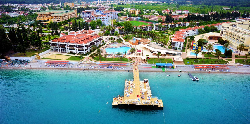 Day & Night Connected Club Hydros Antalya Kemer