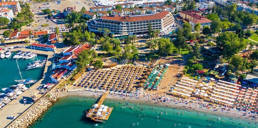 Day & Night İmperial Turkiz Resort Hotel Antalya Kemer