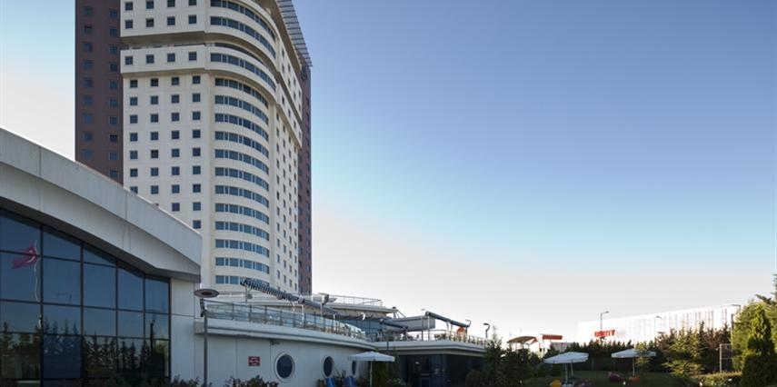 Dedeman Konya Hotel Convention Center Konya Selçuklu