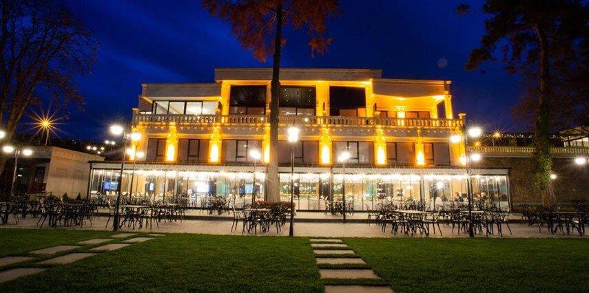 Del Lago Luxury Hotel by Saraçoğlu Sakarya Sapanca