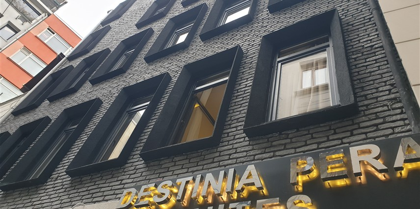 Destinia Pera Suites İstanbul Beyoğlu