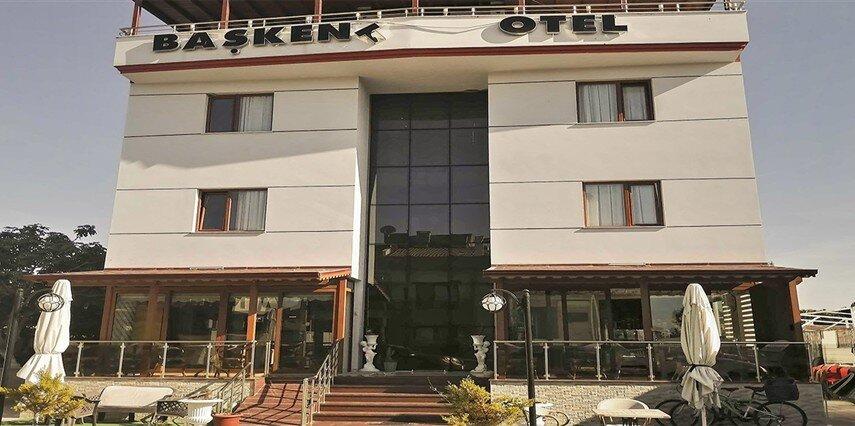 Dikili Başkent Otel İzmir Dikili