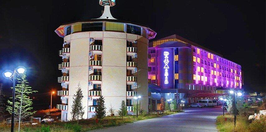 Divaisib Termal Resort Nevşehir Kozaklı