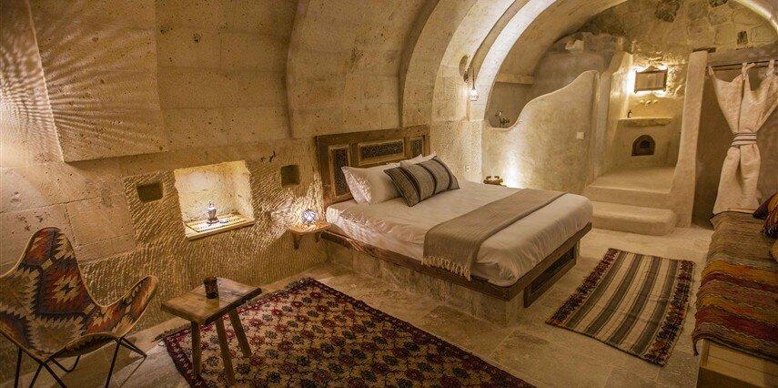 Doda Cave Hotel Nevşehir Kapadokya
