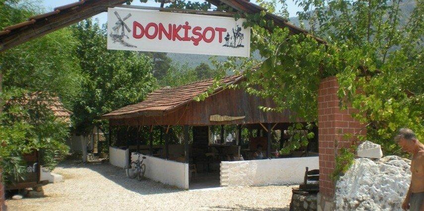 Don Kişot Pansiyon Antalya Kumluca