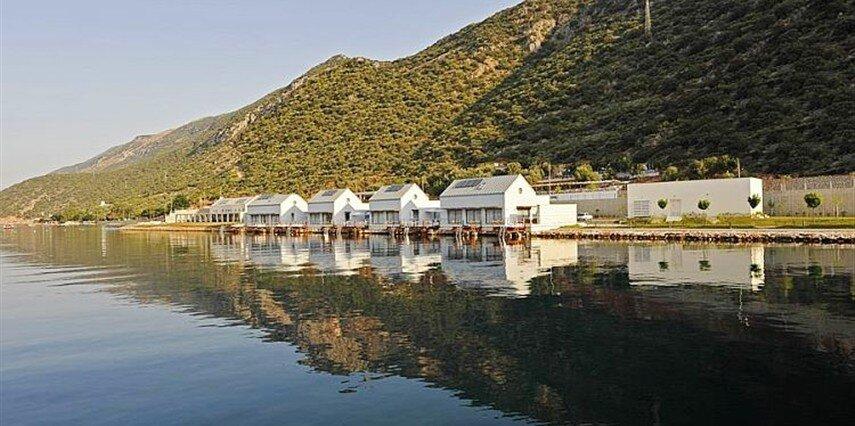 Doria Hotel & Yacht Club Kaş Antalya Kaş