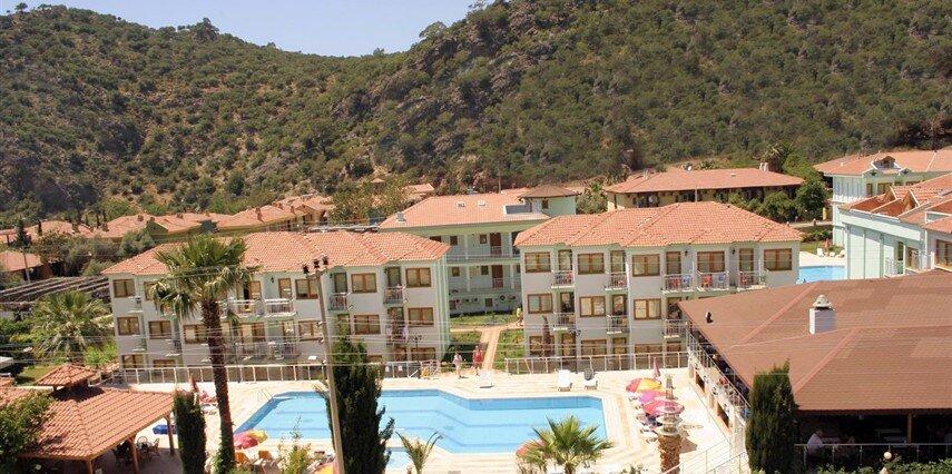 Dorian Hotel Muğla Fethiye