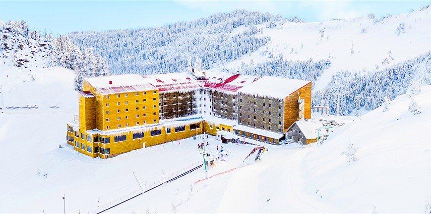 Dorukkaya Ski Mountain Resort Bolu Kartalkaya
