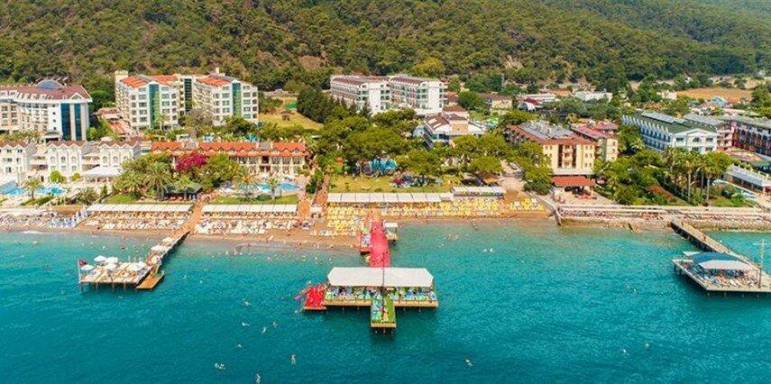 Dosinia Luxury Resort Antalya Kemer