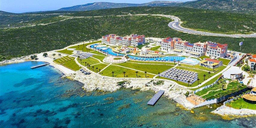 Double Tree By Hilton Çeşme Alaçatı Beach Resort İzmir Çeşme