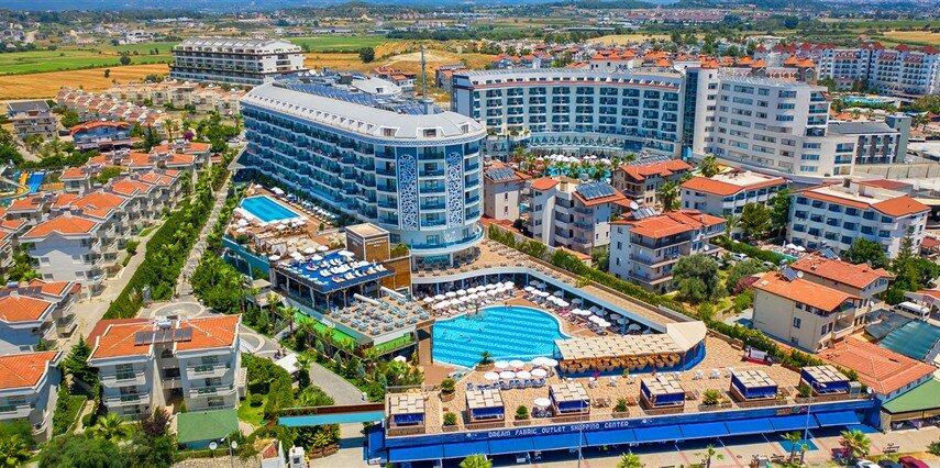 Dream World Hill Antalya Side