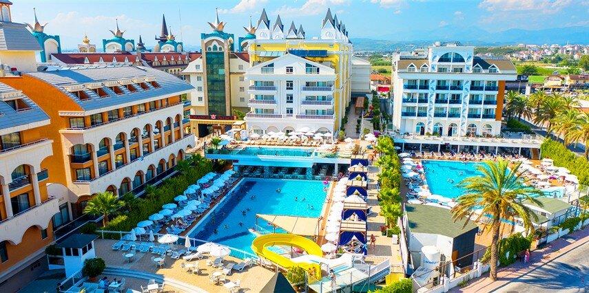 Dream World Resort & Spa Antalya Side