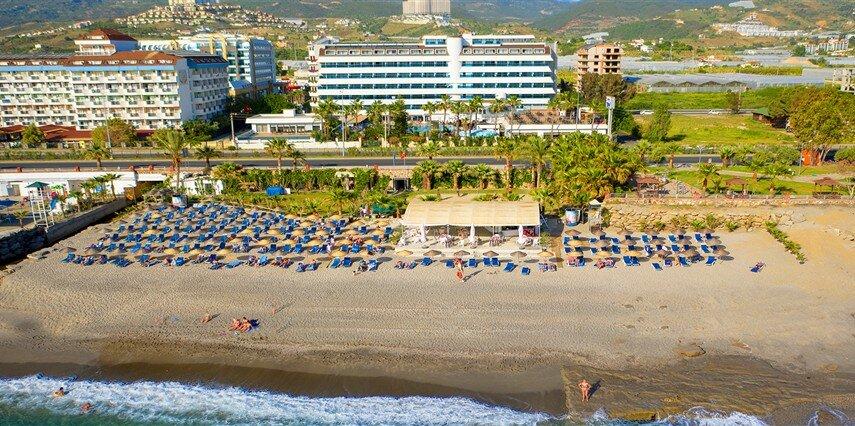 Drita Resort & Spa Hotel Antalya Alanya