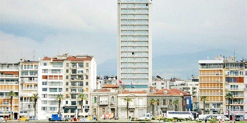 Ege Palas Business Hotel İzmir Konak