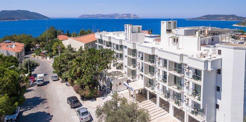 Ekici Hotel Antalya Kaş