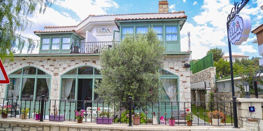 Elda Alaçatı Hotel İzmir Çeşme